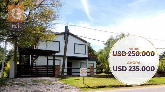 Casa en Piriápolis (Los Ángeles) Ref. 3858