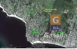 Chacras Marítimas (1-10has) en Ruta 10, Balnearios (Camino Vecinal Playa Grande)