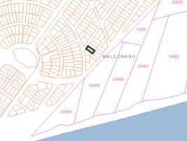 Terreno en Piriápolis (Barra de Portezuelo) - Ref. 4068