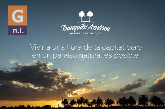 Tranquilo Aznarez - Campos y Fracciones - (Bella Vista)